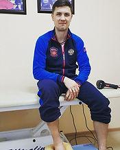 взрослый ортопед оренбург, изготовление индивидуальных стелек