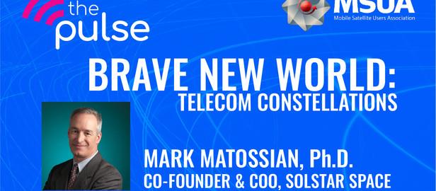 MSUA Satellite Mobile News - March 22, 2021