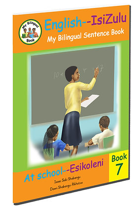 At school - Esikoleni