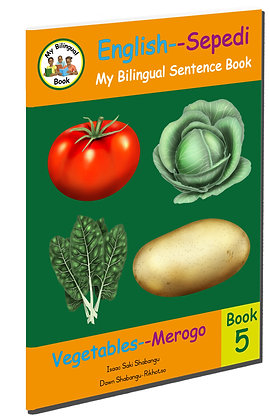 Vegetables - Merogo