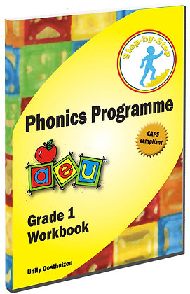 Step - by - Step Phonics