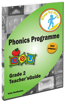 Step-by-Step Phonics Programme