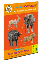 Wild Animals - Diphologolo tsa Naga
