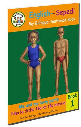 Me and my body parts - Nna le ditho tsa ka tsa mmele
