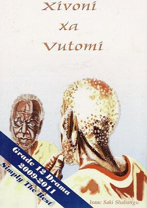 Xivoni xa vutomi