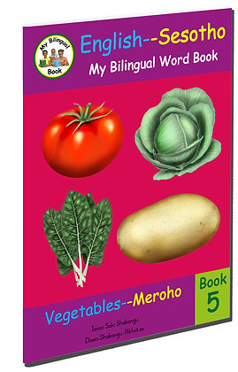 Vegetables - Meroho