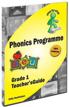 Step-by-Step Phonics Programme