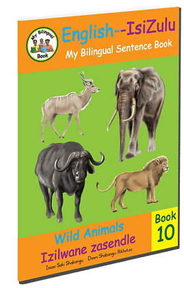 Wild Animals - Izilwane zasendle
