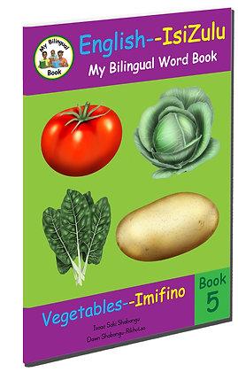 Vegetables - Imifino