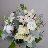 Bouquet w Dusty Miller