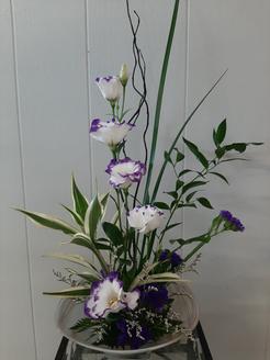 Ikebana Purple