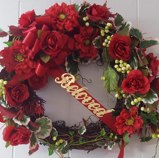 Beloved Wreath