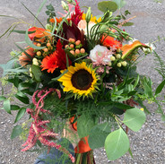 Fall Themed Bouquet