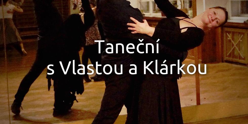 Setkání na tanečním parketě s Vlastou a Klárkou