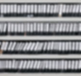 Fichiers organisés