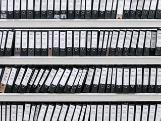 Tip: Dokumente richtig ordnen