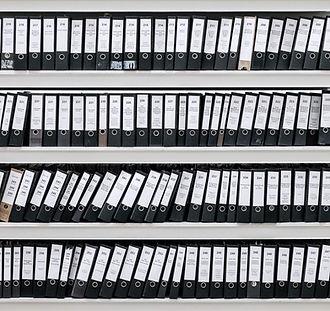 File organizzati