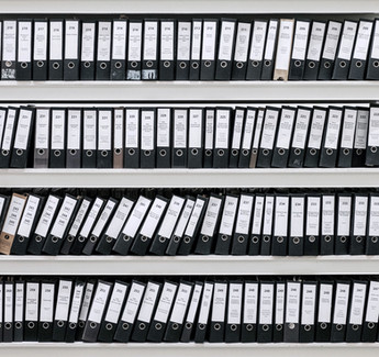 Organiserade filer