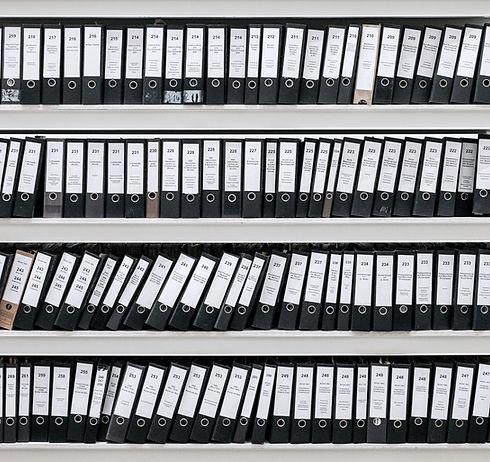Organiserte filer