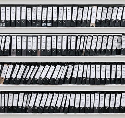 Organiserede filer