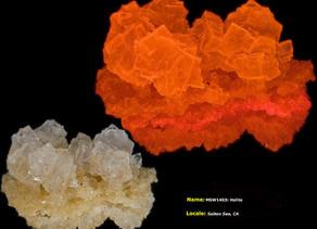 Halite Crystals - Salton Sea, CA