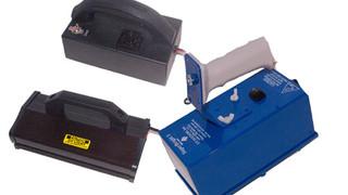 Fluorescent Mineral Light Review - Shortwave Battery Powered Field Lights