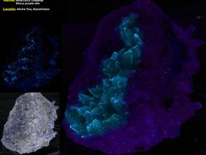 Creedite Crystals - Kazakhstan