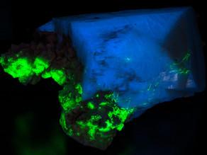 Gigantic Feldspar Crystal, w/ Quartz and one lonely Apatite Crystal - Pakistan