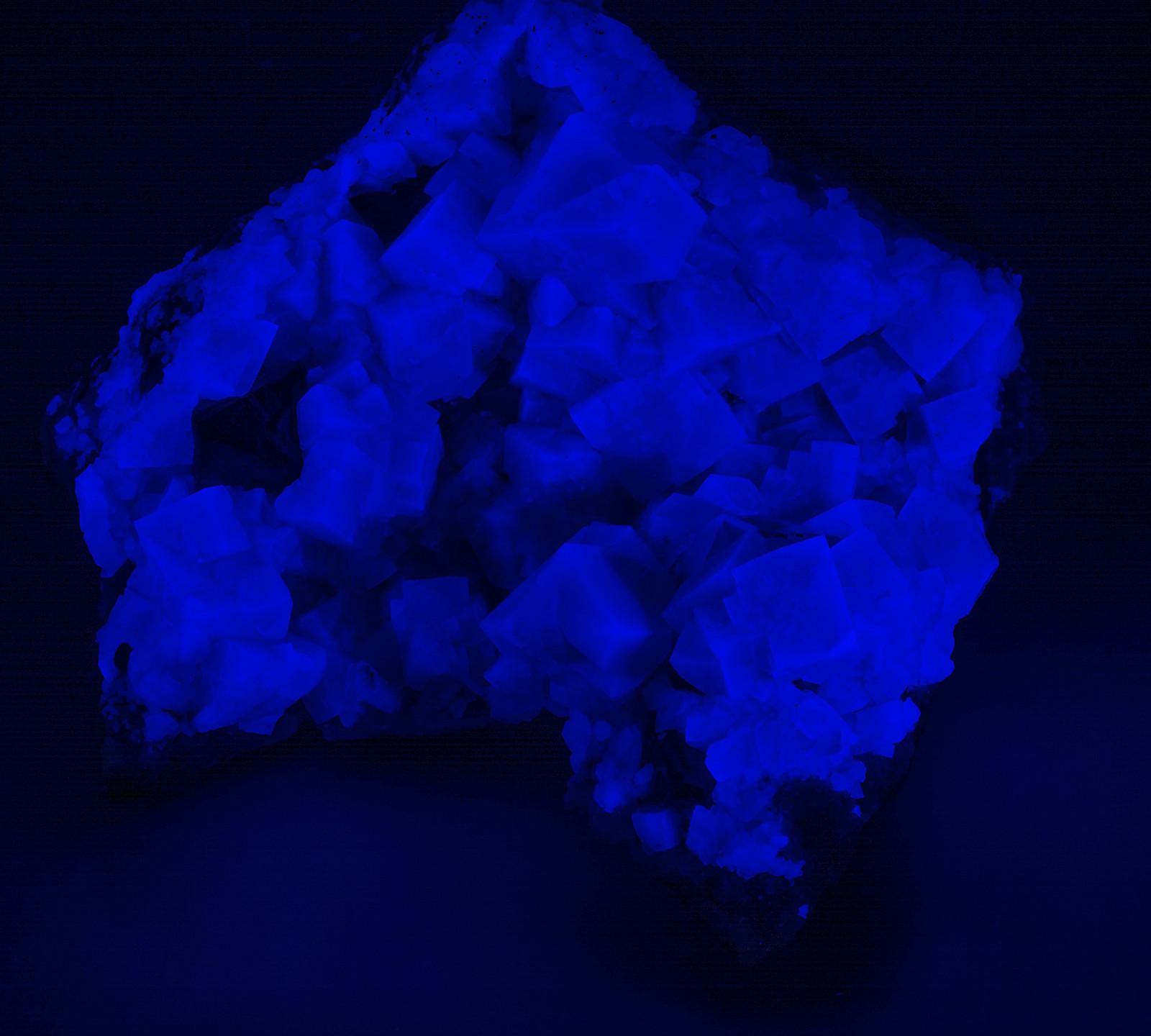 Rogerly Fluorite - SHORTWAVE