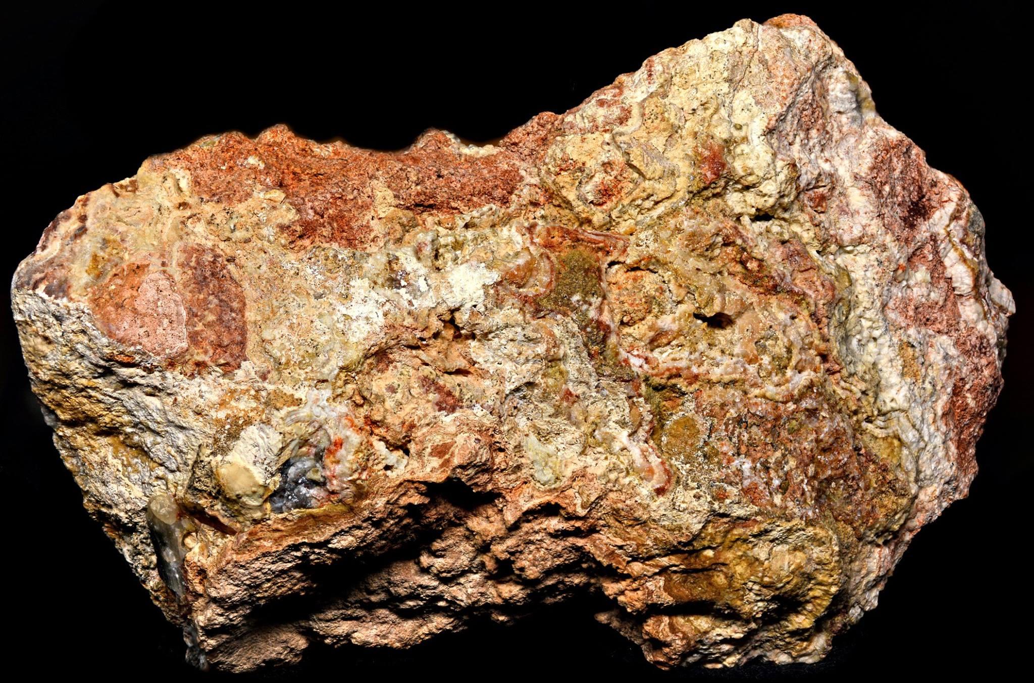 Third Plain Zinc Prospect natural