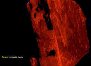 Calcite - Tres Hermanas Mts, New Mexico