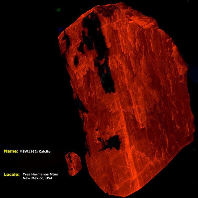 Calcite Shortwave