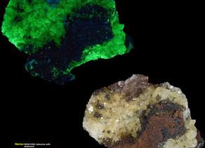 Adamite (w/ Unknown) - Mapami, Mexico
