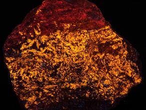 Wollastonite - Jakobsberg Mine, Varmland, Sweden (Langban area)
