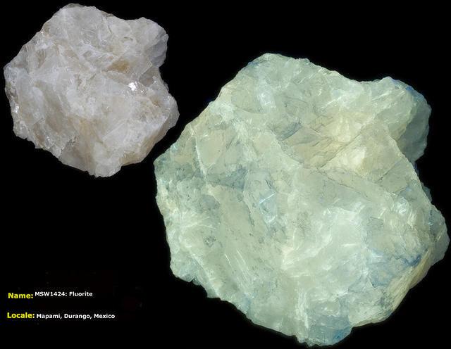 Fluorite - Mapami, Mexico