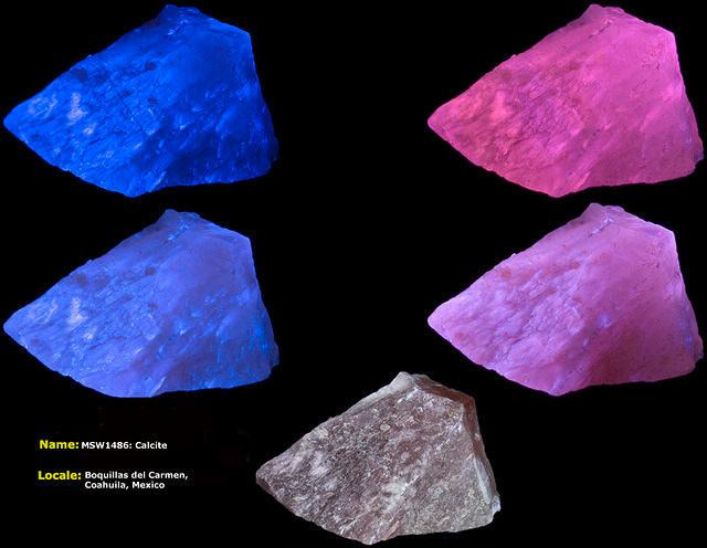 Multi-Response Calcite - Coahula, Mexico