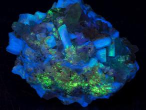 Feldspar Crystal Cluster from Pakistan