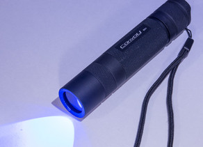 Convoy Type S2+ 365nm Flashlight Torch Review, The Most Significant Innovation in UV Mineral Lights