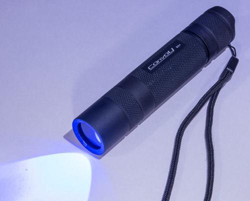 Convoy S2+ UV Torch   Flashlight