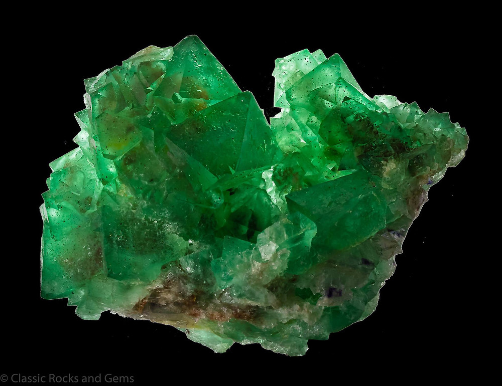 Fluorite Longwave - South Africa