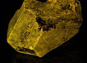 Zircon Crystal - Huge and Bright, Malawi