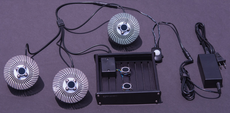 Ultra-365 Lighting System Components