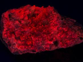 Cobaltoan Calcite - Morocco