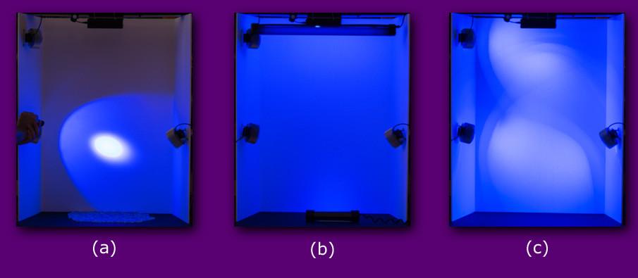 LW 365nm Light Comparison