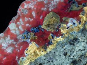 Afghanite, Calcite, Phlogopite, and more - Afghanistan