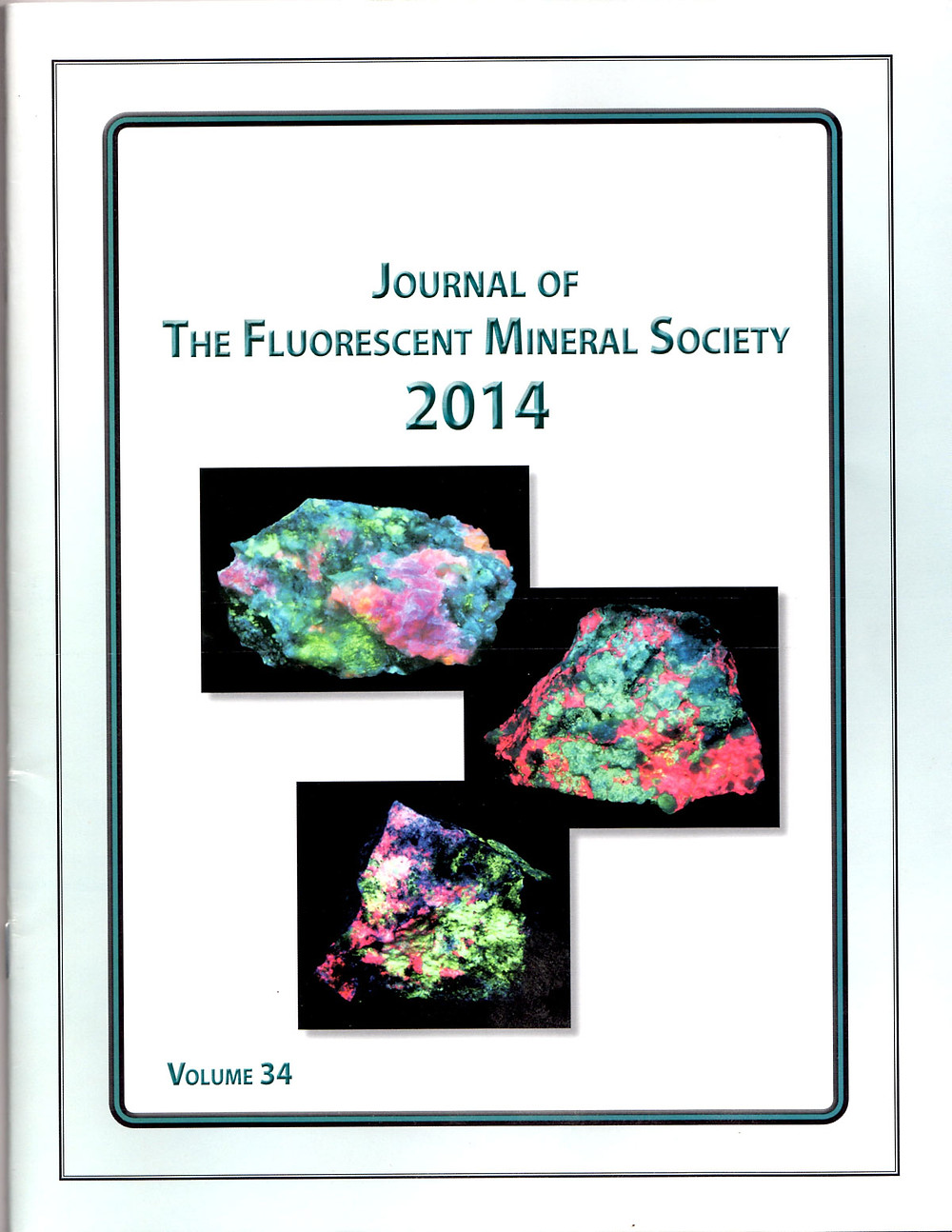 Journal of the Fluorescent Mineral Society