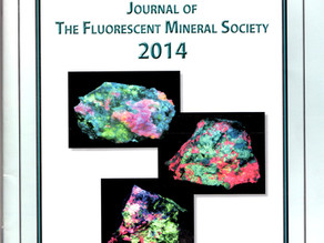 The Journal of the Fluorescent Mineral Society - Call for Papers
