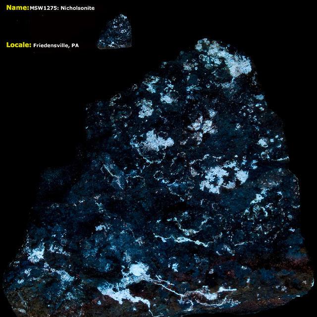 Nicholsonite - PA