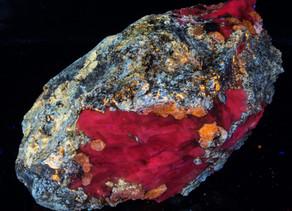 Afghanite, Calcite, Phlogopite, Marialite, w/ a Midwave Kicker - Afghanistan