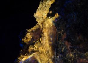 Unique Sorensenite - Fluoresces Yellow Under Longwave